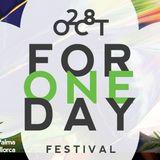 """SALUDOS Y PROMO EVENTO """"FOR ONE DAY """" SENSEBEAT RADIO SHOW 21-10-17 ROBERT LOOP"""