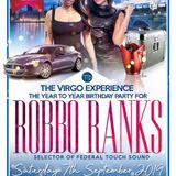 Rice & Peas Show Ft. Robbo Ranks Sunday 04/08/19  4.00 Pm - 6.00 Pm