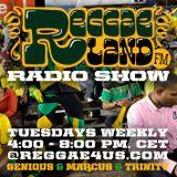 Reggaeland FM radio show @ reggae4us.com (08-Jan-2014 / P1)