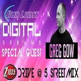 Greg Gow - Drive @ Five StreetMix - Jun-16-2015
