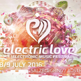 Brennan Heart - Electric Love Festival 2016 (Q-Dance Stage) Live Set