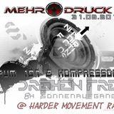 Bassinjektion @Harder Movement Radio Part one 31.8.2014