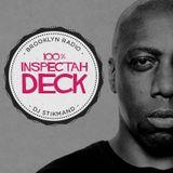 100% Inspectah Deck (DJ Stikmand)