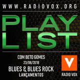 PlayList Vox - Blues & Blues Rock 123