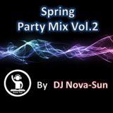 Spring Party Mix Vol.2 (DJ Nova-Sun Mix)