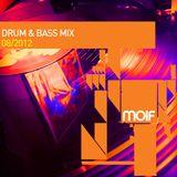 Moifs August 2012 DNB Mix