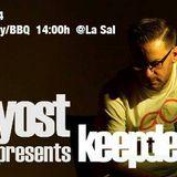 Valentin Huedo  - Live At Keep It Deep, La Sal (Ibiza) - 27-May-2014