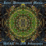 Inter-Dimensional Music - WQRT Indianapolis - 20171215
