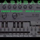 Shane Molloy Flashback Multi Genre Set (Extended) 27-05-17 Turks Head - Dublin