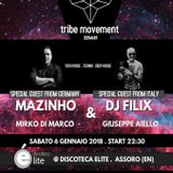 Dj Filix Live @ Elite Disco - Leonforte [Enna] 06-01-2018 (Tribe Movement Party)