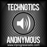 Technotics Anonymous #001 - Lex Gorecore (Friday, September 5, 2014)