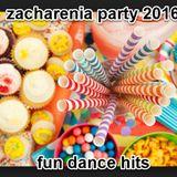 ZACHARENIA DANCE PARTY 2016 - way down we go