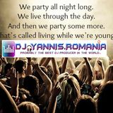 DJ YANNIS.ROMANIA - PARTY ALL NIGHT LONG 2015