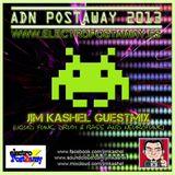 Jim Kashel @ ADN Postaway 2013 (27/04/2013)