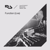 2017-05-27 - Function (Live PA) @ Movement, Detroit (RA Live)