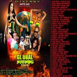 DJ KENNY GLOBAL WARMING DANCEHALL MIX MAY 2018