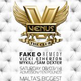 Sunglasses at night - Venus - Manchester - Mykill teaser set - Deep n tech