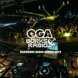 OGAWORKS RADIO AUGUST  2019