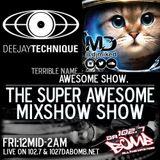 Super Awesome Mixshow Show On 102.7 Da Bomb (01-02-16) (Part 1) - DJ Jobiz Guest Mix