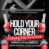 BOMMER PROMOTIONS BOXING DAY DANCE 2015 D-MAC TONY F & MIDNITE PT1