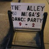 DJ Mega live at Center st Alley in Rutland,Vt - Thursday Night Dance Party 5-11-2017