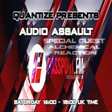 #81 BassPort FM - Oct 10th 2015 (Special Guest Alchemical Reaction)