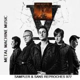"RADIO S&SR Transmission n°977 -- 14.09.2015 (Top Of The Week ""DIE KRUPPS"")"
