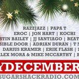 RazzJazz Sugar Shack Radio Xmas Showcase Set