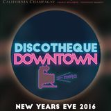 Discotheque Downtown New Years Eve