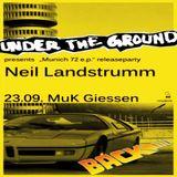 Neil Landstrumm (Live PA) @ UNDERtheGROUND-Munich 72 e.p. Releaseparty - MuK Giessen - 23.09.2011