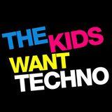 Patrick O´Neal - The Kids want Techno