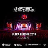 Jeffrey Sutorius - Live at Ultra Europe 2019 Mainstage #ClosingSet