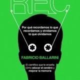 """8-11-2015 Nota a Fabricio Ballarini  autor del libro """"REC""""."""