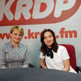 Gość Poranka Ciechanów - Edyta Niepytalska - 25.05.2018 KRDP FM