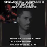 DjPope Tribute To Colonel Abrams