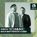 Liquifyah - STRICTLY TECHNIMATIC (Mixed by Modify Perspective & Filament)