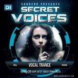 Secret Voices 38 (September 2013 Guest Ferry Rotz) Vocal Trance