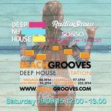 SO&SO Deep Nu House RadioShow - BEACHGROOVES.COM RADIO 19/09/15 12.00-13.00pm