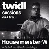 Housemeister W // TWIDLsessions // 13-06-2015 // Club Innocent