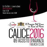 A.Laratta DJ - #CALICE2016 PREVIEW @ Paranza Beach Club