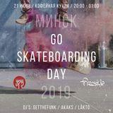 LÅKTO | coffeekuhnia: Go Skateboarding Day 21.06.2019