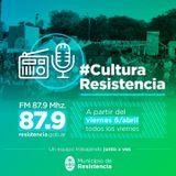 Radio Cultura Resistencia - episodio VI - Entrevista a la psicoanalista y escritora Claudia Masin