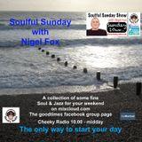 Soulful Sunday Radio Show 9-12-18