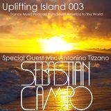Uplifting Island 003 Guest Mix: Antonino Tizzano