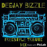 DeeJay Bizzle Freestyle Tribute Mix