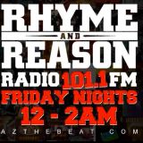 Rhyme and Reason Radio Show 4-15-17 with Special Guest Exile