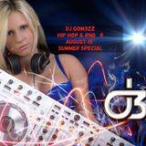DJ GOM3ZZ - HIP HOP/RAP, RNB #8 (August) Drake, Fetty Wap, Silento, Future, Krept & Konan, Meek Mill