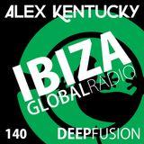 140.DEEPFUSION @ IBIZAGLOBALRADIO (Alex Kentucky) 07/08/18