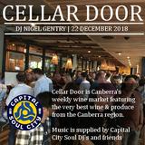 Cellar Door - 22 December 2018 - DJ Nigel Gentry