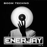 EnerJay - Boom Techno Vol. 2 Live